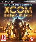 XCOM: Enemy Unknown - Enemy Within Commander's Edition, PS3-peli
