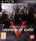 Armored Core: Verdict Day, PS3-peli