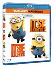 Itse Ilkimys 1-2 (Despicable me 1-2, Blu-Ray), elokuva