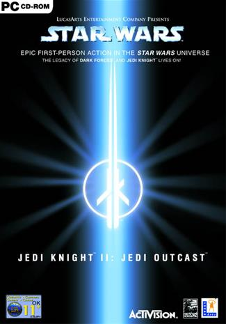 Star Wars Jedi Knight II: Jedi Outcast, PC-peli