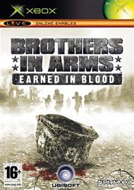 Brothers in Arms: Earned in Blood, Xbox-peli