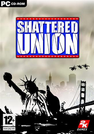 Shattered Union, PC-peli