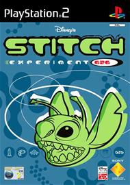 Disney's Stitch: Experiment 626, PS2-peli