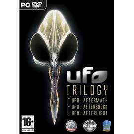 UFO Trilogy (sis. pelit Aftermath, Aftershock ja Afterlight), PC-peli