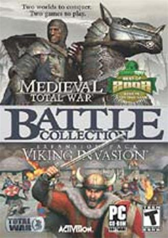 Medieval: Battle Collection (Total War -peli ja Viking Invasion -lisäosa), PC-peli