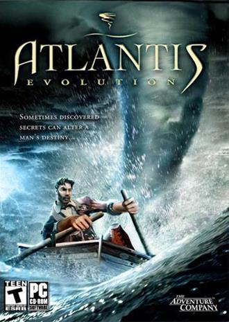 Atlantis Evolution, PC-peli