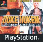 Duke Nukem - Land of the Babes, PS1-peli