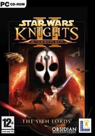 Star Wars: Knights of the Old Republic 2 - The Sith Lords, PC-peli