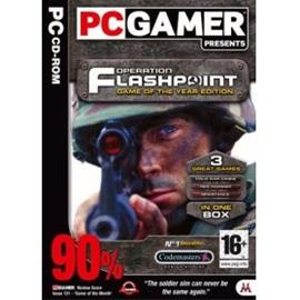 Operation Flashpoint Game Of The Year Edition, PC-peli