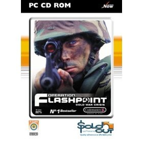 Operation Flashpoint - Cold War Crisis, PC-peli