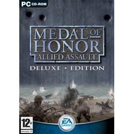 Medal of Honor Allied Assault Deluxe Edition, PC-peli