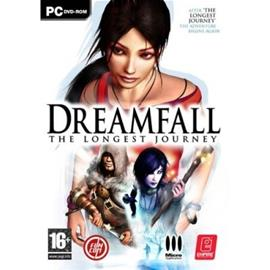 Dreamfall: The Longest Journey, PC-peli