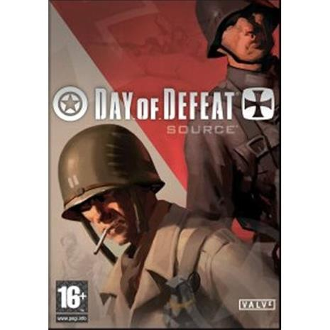 Day of Defeat: Source, PC-peli
