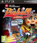 Pinball Hall of Fame: The Williams Collection, PS3-peli