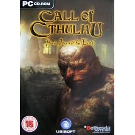 Call of Cthulhu: Dark Corners of the Earth, PC-peli