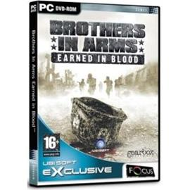 Brothers in Arms: Earned in Blood, PC-peli