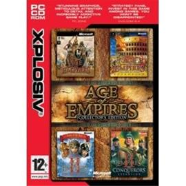 Age of Empires Collector's Edition, PC-peli
