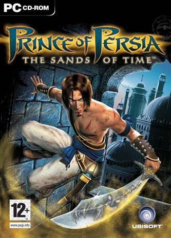 Prince of Persia - The Sands of Time, PC-peli