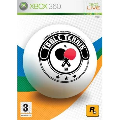 Table Tennis, Xbox 360 -peli