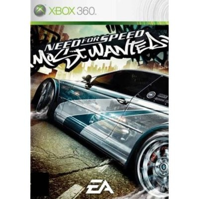 Need for Speed: Most Wanted, Xbox 360 -peli