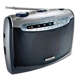 Philips AE2160, radio