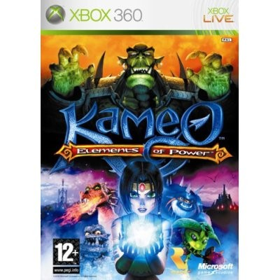 Kameo - Elements Of Power, Xbox 360 -peli