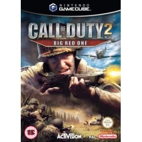 Call of Duty 2: Big Red One, GameCube-peli