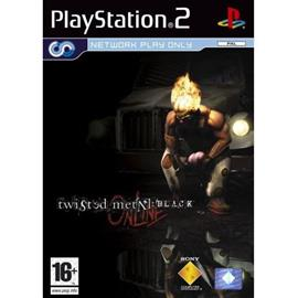 Twisted Metal: Black Online, PS2-peli