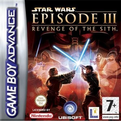 Star Wars Episode 3: The Revenge of the Sith, GBA-peli