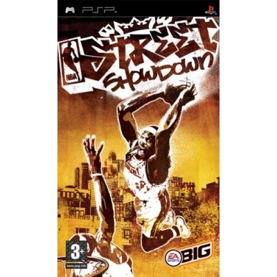NBA Street: Showdown, PSP-peli