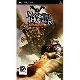 Monster Hunter Freedom, PSP-peli