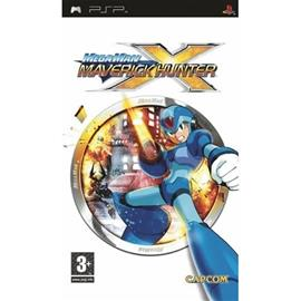 Megaman Maverick Hunter X, PSP-peli