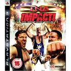 TNA: Impact, PS3-peli
