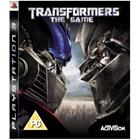Transformers: The Game, PS3-peli