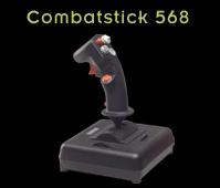CH Products CombatStick 568 USB, sauvaohjain