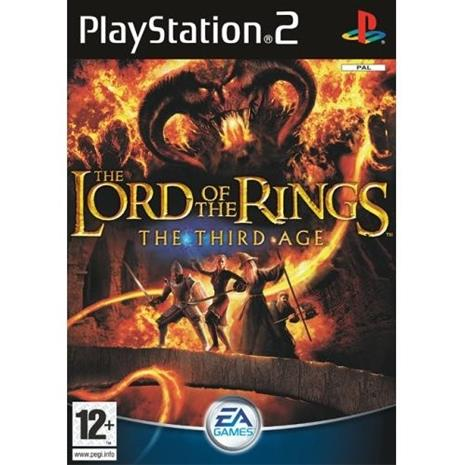 Lord of the Rings: The Third Age, PS2-peli