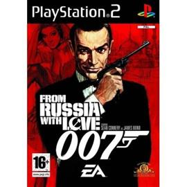 James Bond: From Russia With Love, PS2-peli