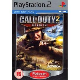 Call of Duty 2: Big Red One, PS2-peli