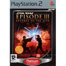 Star Wars Episode 3: The Revenge of the Sith, PS2-peli
