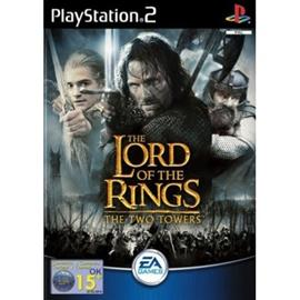 Lord of the Rings: The Two Towers, PS2-peli