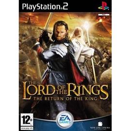 Lord of the Rings: The Return of the King, PS2-peli