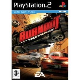 Burnout Revenge, PS2-peli