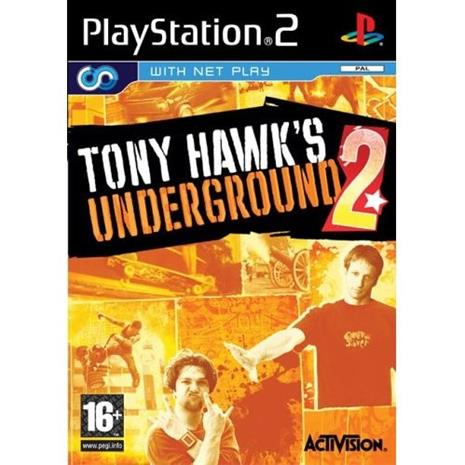 Tony Hawk's Underground 2, PS2-peli