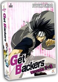 Get Backers Vol.4: Battles With The Past, TV-sarja