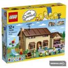 Lego 71006, The Simpsons House