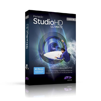 Pinnacle Studio 15 HD Ultimate