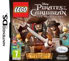 LEGO Pirates of the Caribbean: The Video Game, Nintendo DS -peli