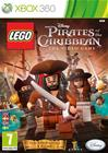 LEGO Pirates of the Caribbean: The Video Game, Xbox 360 -peli