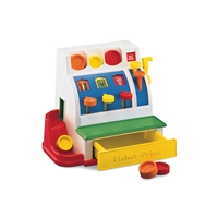 Fisher-Price, kassakone