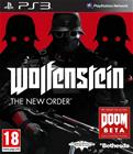 Wolfenstein: The New Order, PS3-peli
